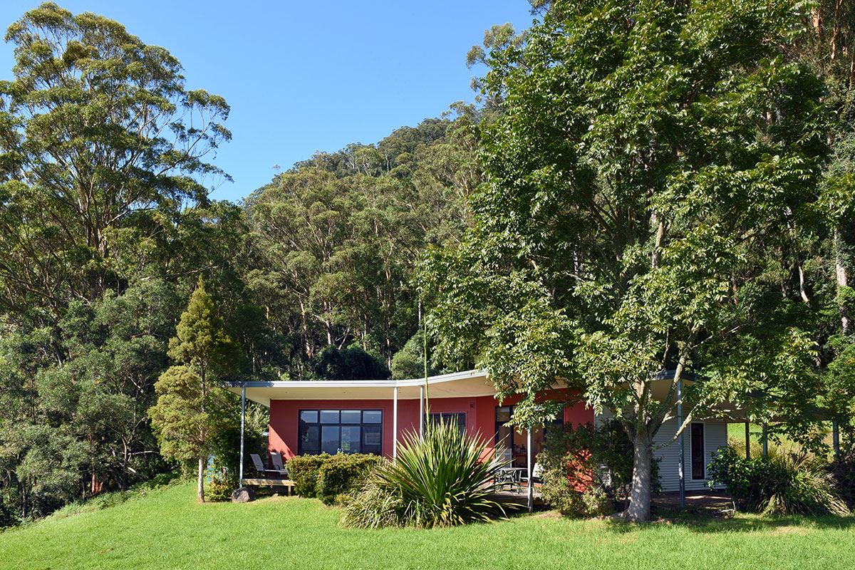 Secluded Aurora Cottage, The Heavens, Kangaroo Valley
