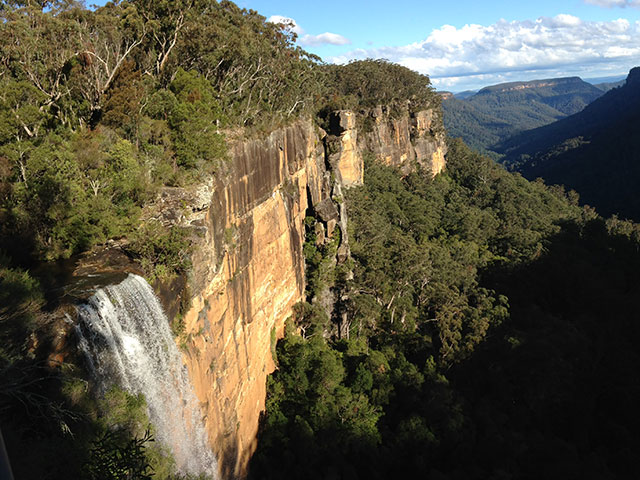 Fitzroy Falls, Morton National Park, Kangaroo Valley