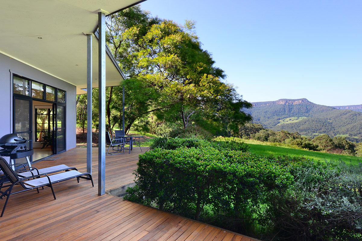 Inanna Cottage Views, The Heavens, Kangaroo Valley