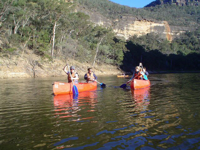 Kangaroo Valley Canoe Safaris