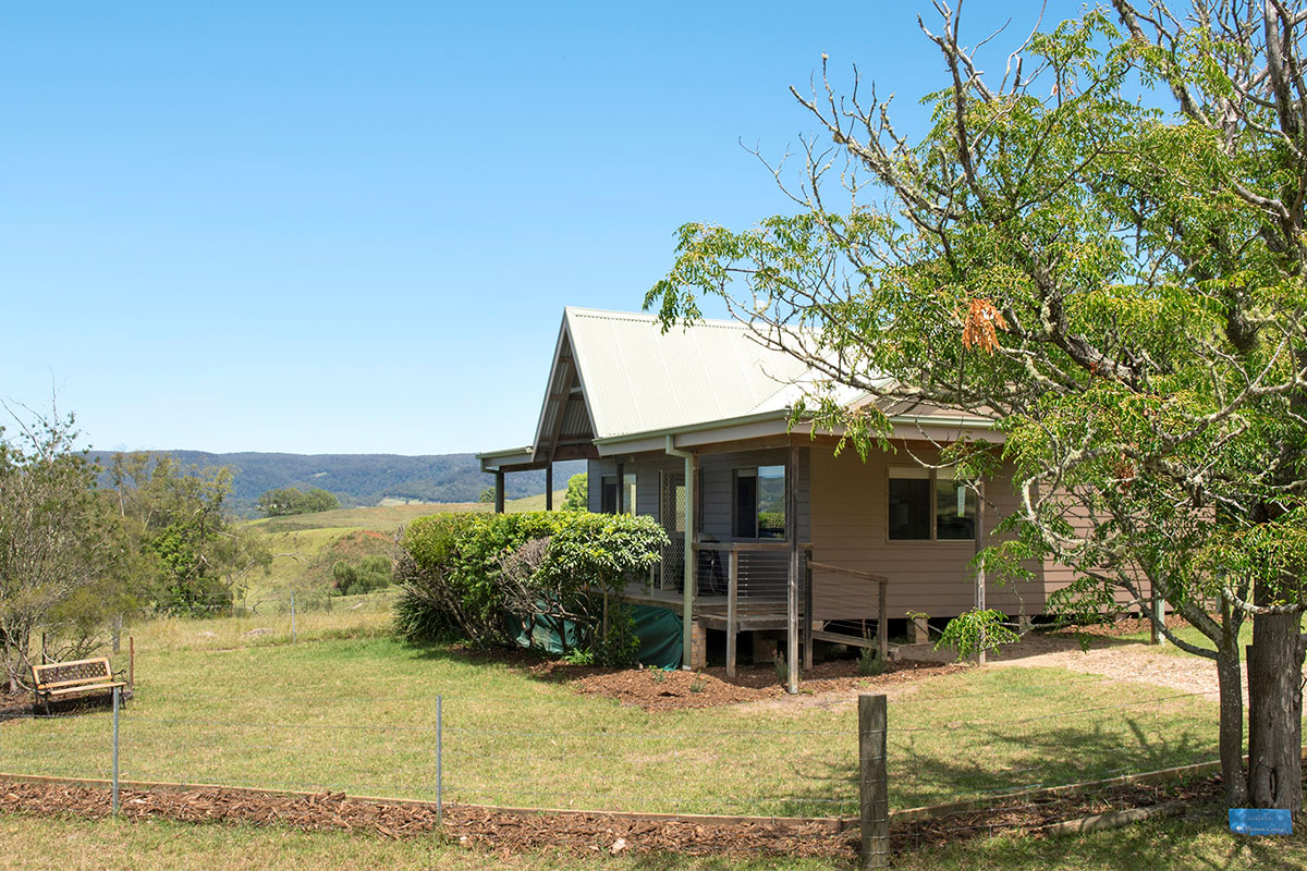 Elysium Cottage Views, The Heavens, Kangaroo Valley
